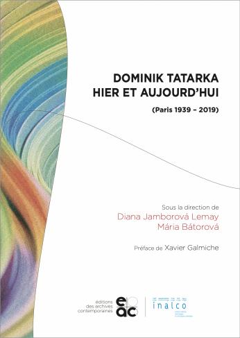 Dominik Tatarka hier et aujourd'hui