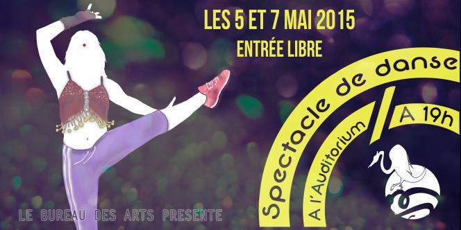 BDE danse 2015