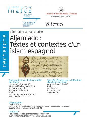 Aljamiado : textes et contexte d'un islam espagnol
