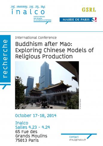 Buddhism after Mao: Exploring Chinese models of religious production