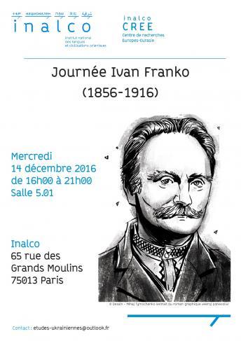 Affiche Ivan Franko