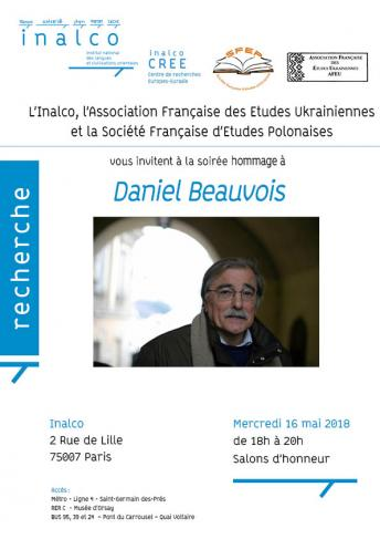 Affiche_Daniel Beauvois