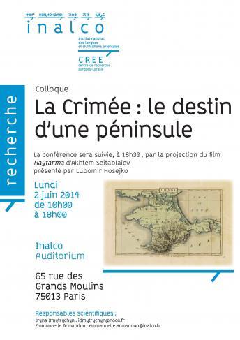 La Crimée : le destin d'une peninsule