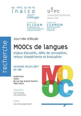 MOOCs de langues : Enjeux éducatifs, défis de conception, retour d'expérience et évaluation