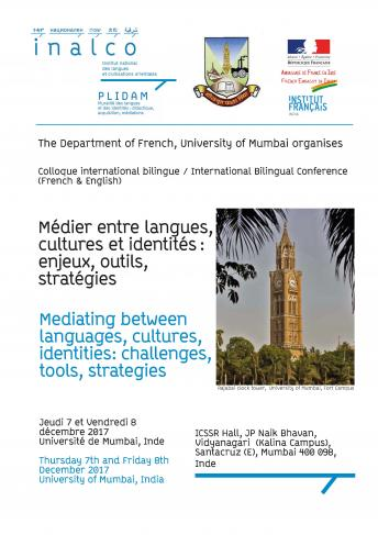 Médier entre langues, cultures et identités : enjeux, outils, stratégies / Mediating between languages, cultures, identities: challenges, tools, strategies