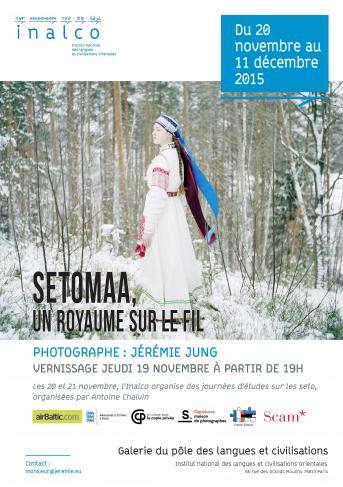 Expo Setomaa - affiche