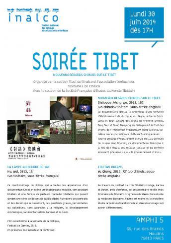 Nouveaux regards chinois sur le Tibet