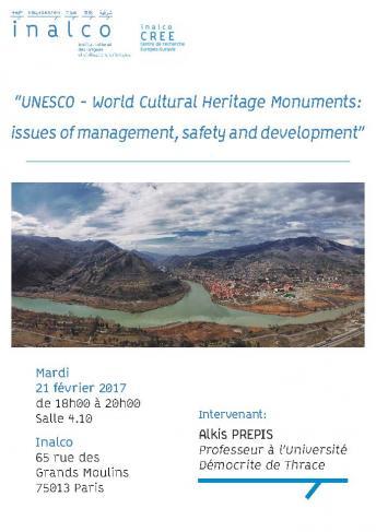 Affiche UNESCO