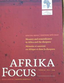 Afrika Focus 2019