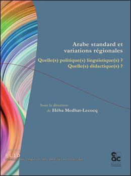 Arabe standard et variations régionales