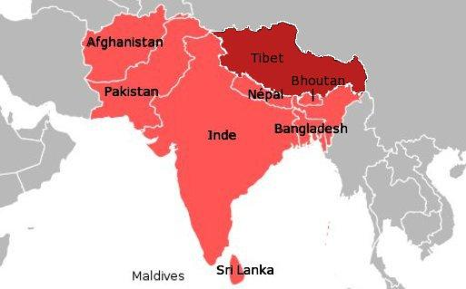 Asie-du-Sud