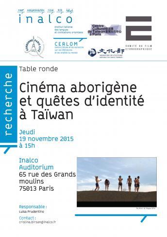 Cinéma aborigène et quêtes d'identité à Taïwan