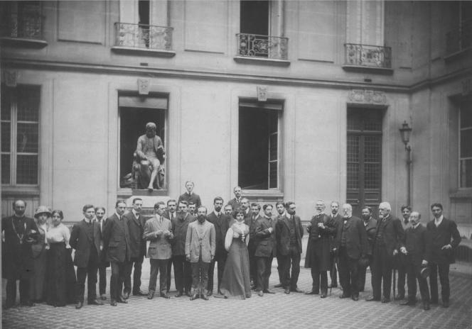 Classe de 1909