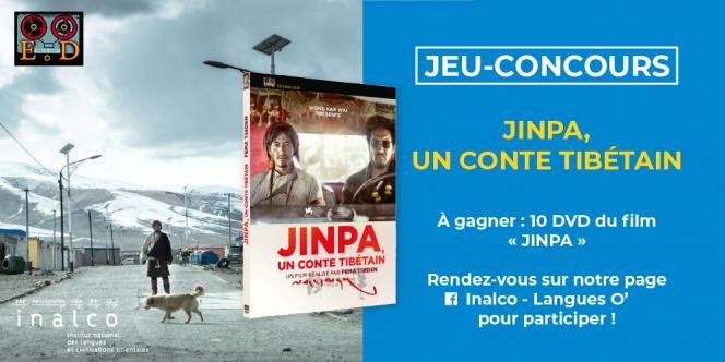 Jeu-concours JINPA