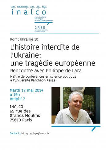 Point Ukraine 10 - L'histoire interdite de l'Ukraine : une tragédie européenne