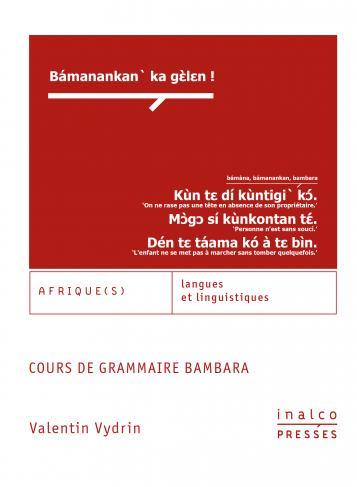 Couv Cours Bambara