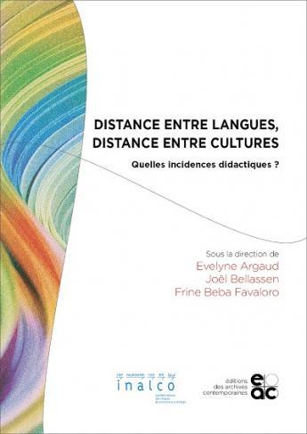 Distance entre langues, distance entre cultures