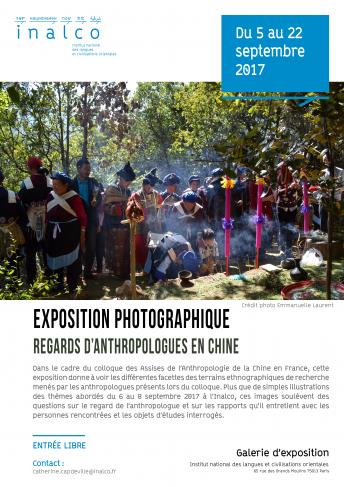 expo Anthropologie Chine