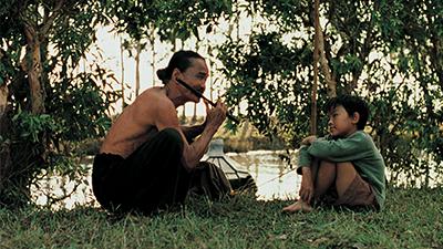 """Image tirée du film """"Gardien de buffles"""" réalisé par Nguyễn Võ Nguyên Minh"""