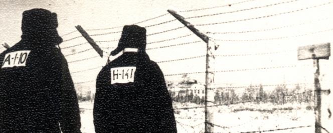 Détenus du camp spécial Mineralnyï (Inta), années 1950