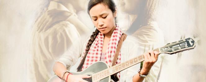 """Affiche du film """"In the Life of Music"""" réalisé par Caylee So et Sok Visal"""