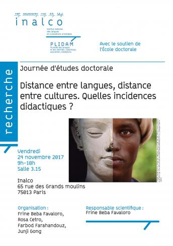 Distance entre langues, distances entre cultures. quelles incidences didactiques ?