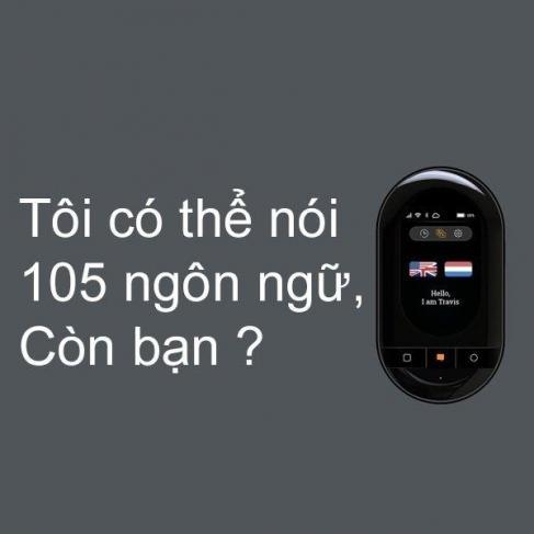Je peux parler 105 langues, et toi ? (en vietnamien)