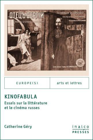 Couverture illustration livre Kinofabula