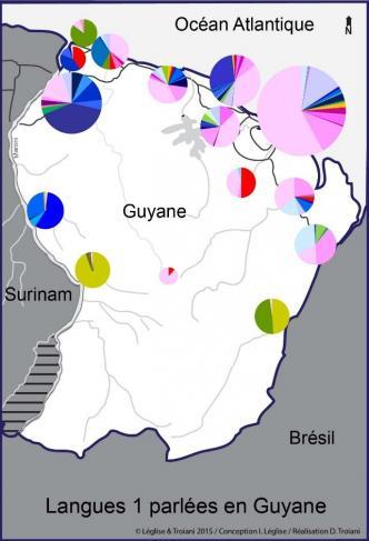 Langues 1 parlées en Guyane