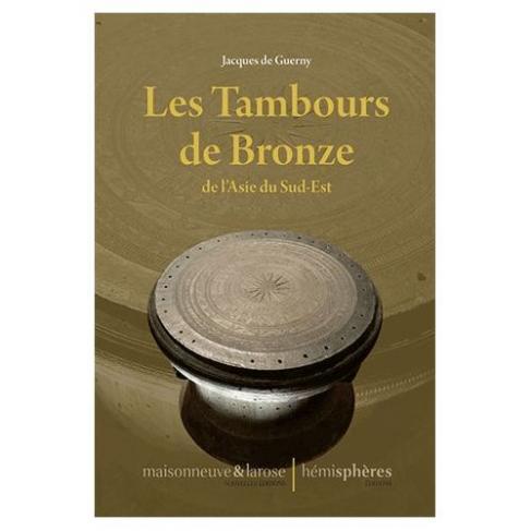 """couverture du livre """"Les tambours de bronze"""" de Jacques de Guerny"""