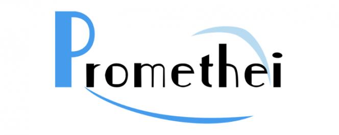 Logo association Promethei