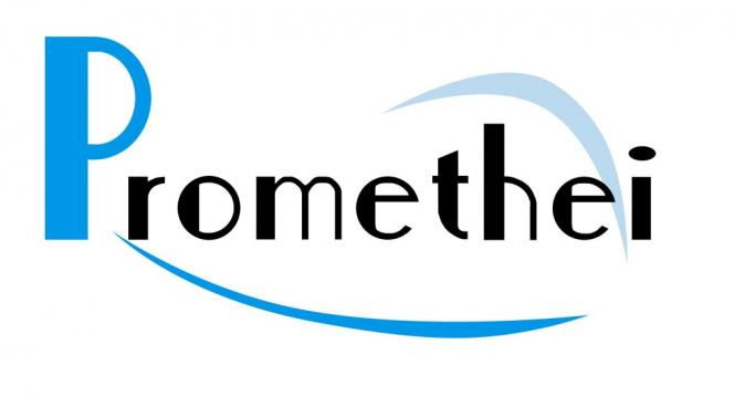 Logo association Promethei