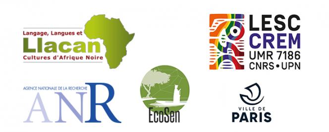 Montage de logos pour Ecopoétiques