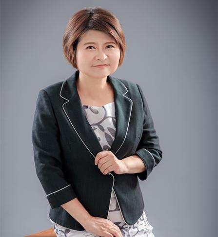 Portrait de Li Yu Chen, professeur d'études religieuses (National Cheng Chi University,Taiwan)
