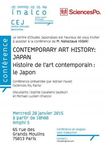 Contemporary Art History: Japan