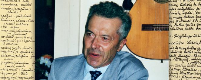 Première de couverture du livre Un home rare : Michel Chicouène (1936-2017). Études russes et lituaniennes, R. Camus, H. de Penanros (éd.)