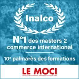 Logo du classement M2 MOCI 2019