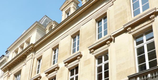 Bâtiment 2 rue de Lille