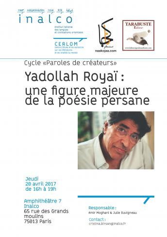 Yadollah Royaï : une figure majeure de la poésie persane
