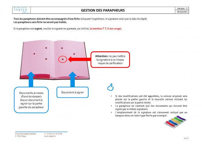 parapheur 2