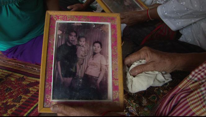 Un tombeau pour Khun Srun