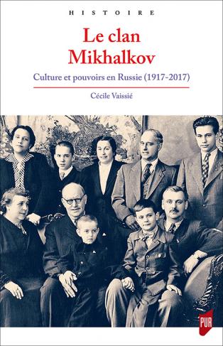 Couverture du livre, photo de famille