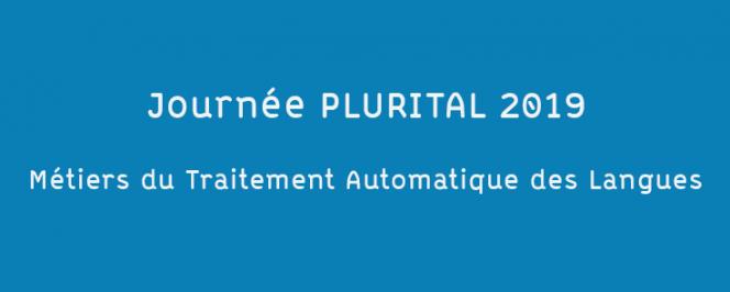 Journée Plurital 2019 - Visuel