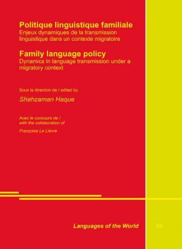 Politique Linguistique Familiale