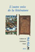 Françoise Boisrond, Sans titre, 2012, 76 x 42 cm. Acrylique sur volet en bois Zafimaniry.