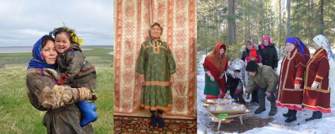 Nénètses, Khanty et Mansi de la Sibérie (sub)arctique - Exposition