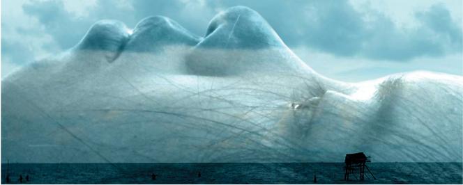 """Poster du film """"NƯỚC 2030"""" de Nguyễn Võ Nghiêm Minh"""