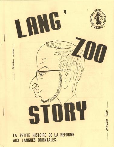 Publication de 1969