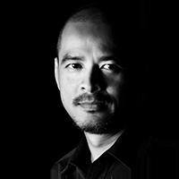 Portrait du réalisateur franco-khmer Sok Visal
