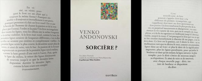 Sorcière de Venko